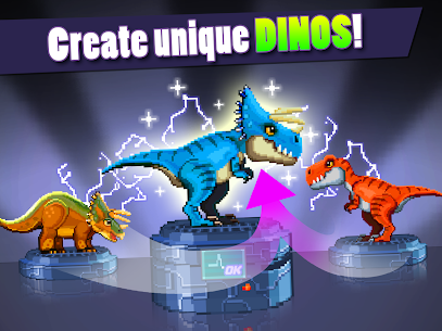 Dino Factory MOD 1.2.2 (Unlimited Money) APK 9