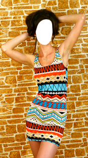 Short Dress Photo Frames - náhled