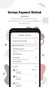 MyTelkomsel – Check & Buy Packages, Redeem POIN 3