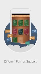 iReader™ - Free eBook Reader- screenshot thumbnail