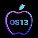 OS13 Launcher, Control Center, i OS13 Theme icon