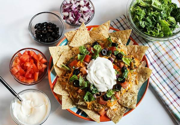 Late Night Nachos Recipe