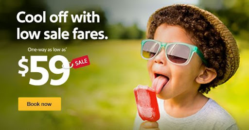 Act Fast: Beat the Summer Heat With This Southwest Fare Sale