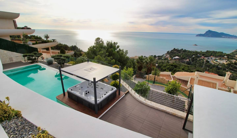 Maison avec piscine et terrasse Altea
