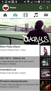 J. Keys- screenshot thumbnail