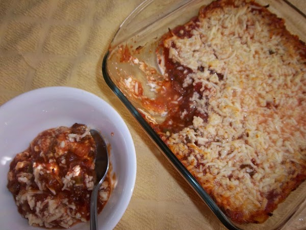 Chili With Beans Mexican Dip Recipe