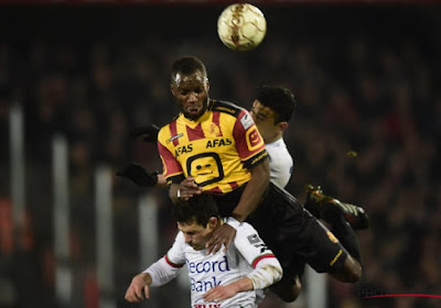 Yacouba Sylla (KV Mechelen) kan rekenen op buitenlandse interesse