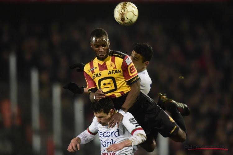 Wablief? Daarom heeft Sylla geen haast om KV Mechelen te verlaten