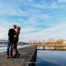 Wedding photographer Andrii Vernyi (vernyiandrii). Photo of 27.01.2016