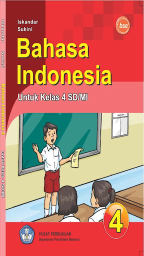 Buku Bahasa Indonesia 4 SD  screenshots 1