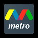 Baku Metro icon