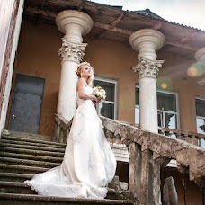 Wedding photographer Olga Gavrilova (ov555). Photo of 12.12.2013