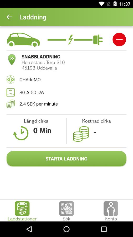 Ladda Elbilen G 246 Teborg Energi Android Apps On Google Play