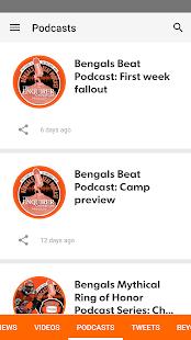 Cincinnati Bengals - náhled