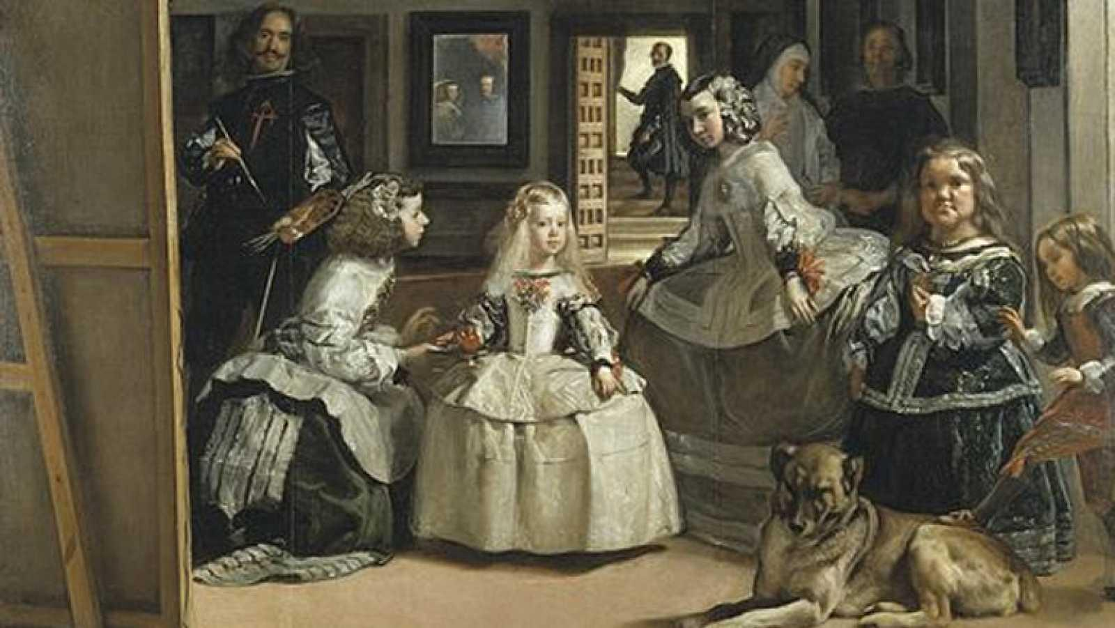 Mirar un cuadro - Las meninas (Velázquez)