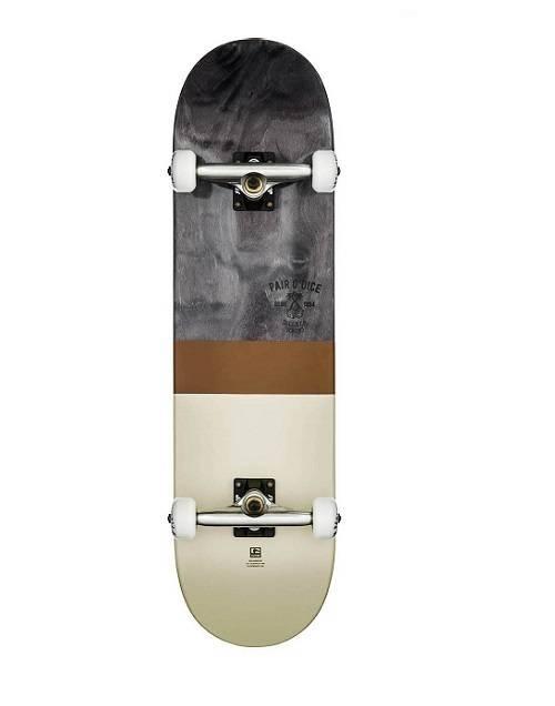 skateboard - Globe G2 Half dip 2 Black tobacco 8.375