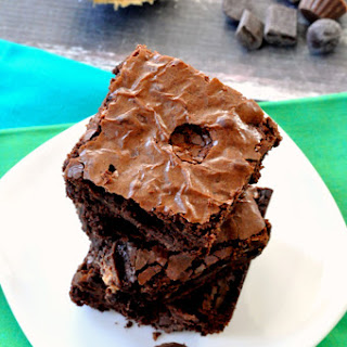 Chocolate Peanut Butter Brownies With Brownie Mix Recipes