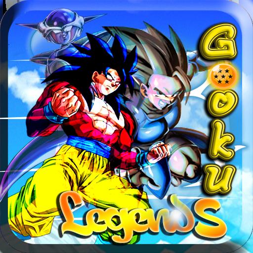 Super Guko Fighting Dragon Legends