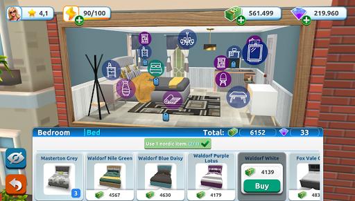 Holly's Home Design: Renovation Dreams filehippodl screenshot 6