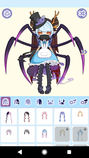 Magical Girl Dress Up: Magical Monster Avatar image | 7