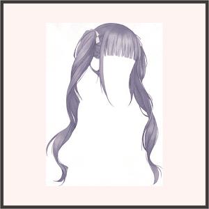 エンジェルツイン(紫)
