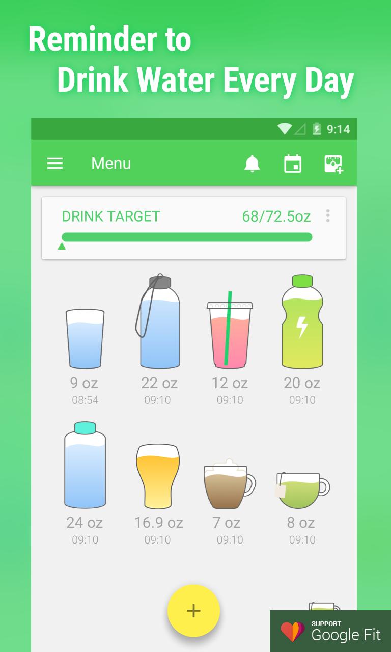 Water Drink Reminder screenshot #1