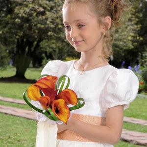 Photo: Mini Calla Petite Bouquet http://bit.ly/QDFT7M