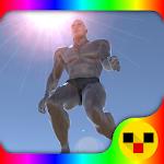 Long jump Icon