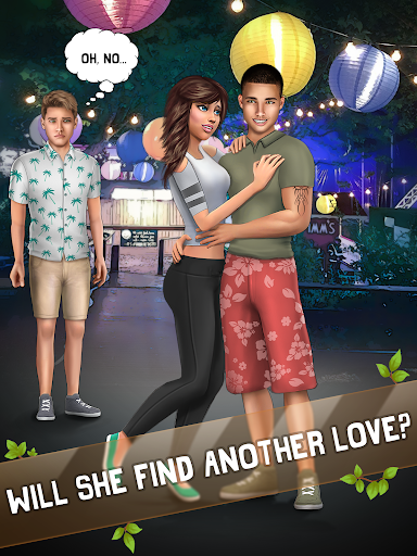 Summer Camp Vibes - Teenage Romance Story apkmr screenshots 15