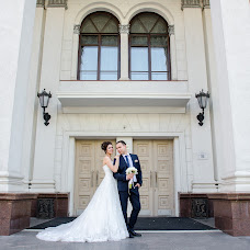 Wedding photographer Darya Dremova (Dashario). Photo of 22.10.2017