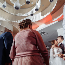 Wedding photographer Yana Kznecova (KUZNECOVA). Photo of 29.10.2018