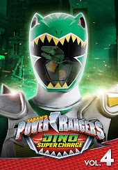 Power Rangers Dino Super Charge: Vol. 4