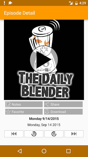 The Daily Blender