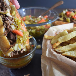 Crock Pot Italian Beef Sandwich Recipe