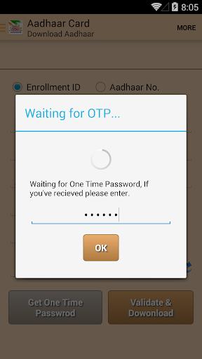 Instant Aadhaar Card screenshot 19
