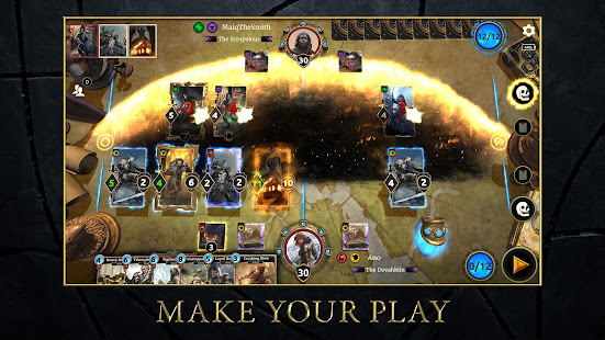 Game The Elder Scrolls: Legends APK for Windows Phone