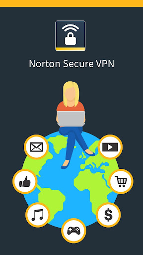 Screenshot for Norton Secure VPN – Security & Privacy VPN in United States Play Store
