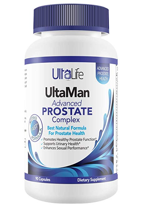 image of UltaLife prostate supplement