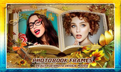 Book Photo Frame App
