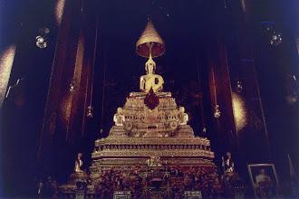 Photo: #016-Wat Pho (Le temple du Bouddha couché)-Bangkok