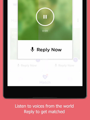 Wizpr - anonymous, listen to chat, text and date 1.0.44 screenshots 6