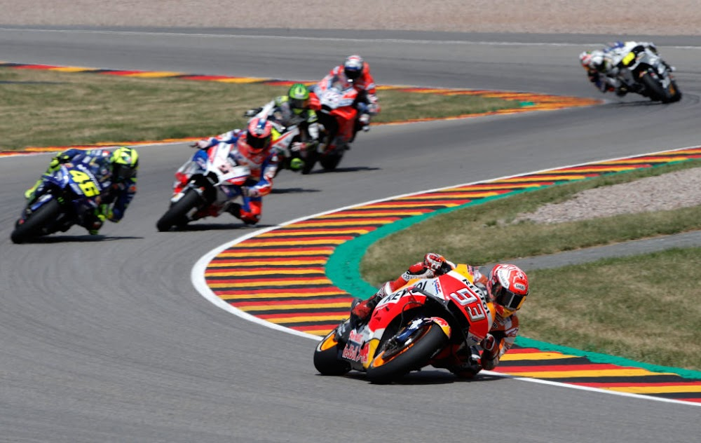 MotoGP detects first coronavirus case ahead of Czech race