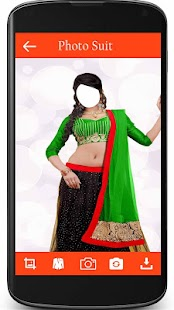 Woman Traditional Choli Suit - náhled