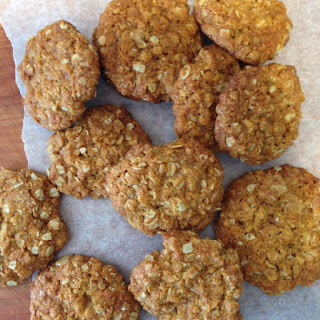 Feb 1 Anzac biscuits