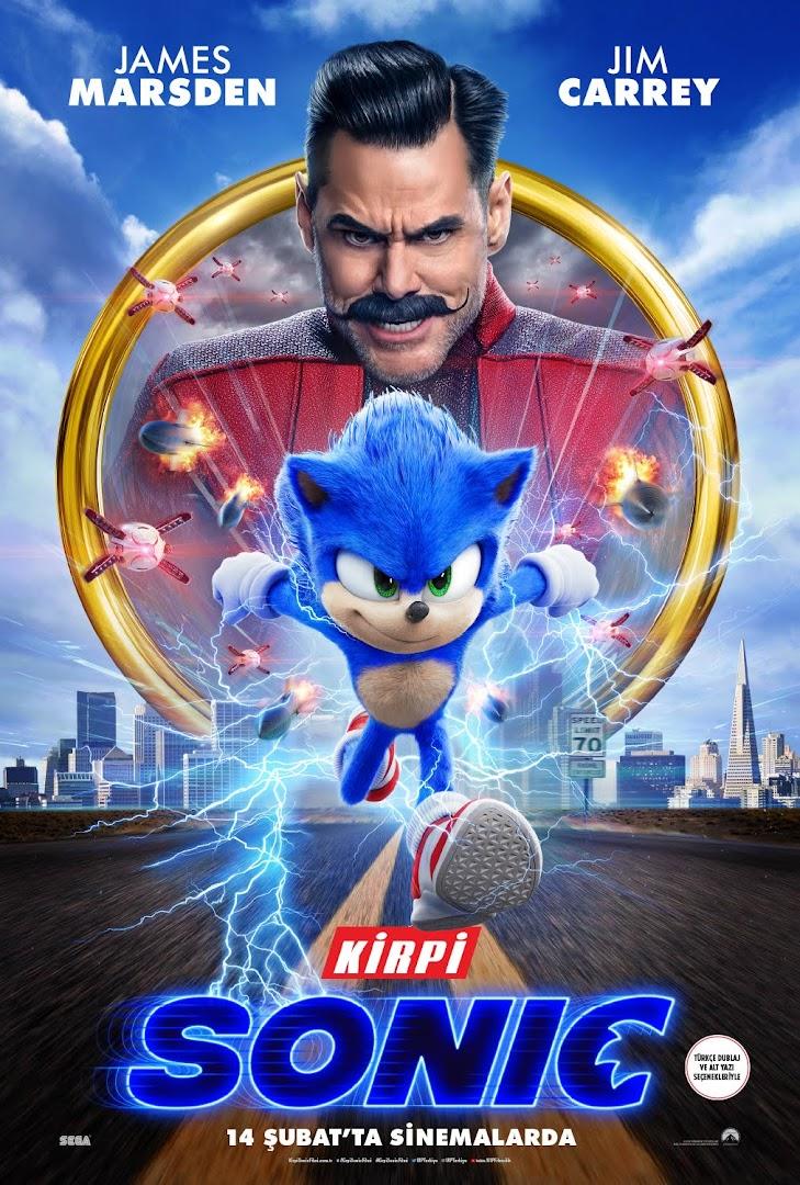Kirpi Sonic - Sonic the Hedgehog (2020)