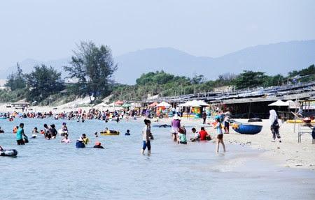 Bãi Dài Nha Trang tăng cường quản lý du lịch