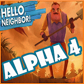 Guide for HELLO NEIGHBOR ALPHA 4 2017
