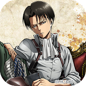 "Attack on Titan ""Levi"""