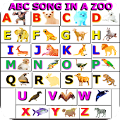 ABC SONG IN A ZOO