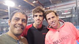 Marcelo Fernández, Juan Lebrón y Paquito Navarro en un nuevo proyecto.